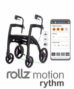 Rollz Motion Rhythm Parkinson's Rollator